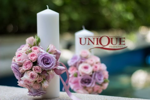 Lumanari nunta Iasi resraurant Bellaria
