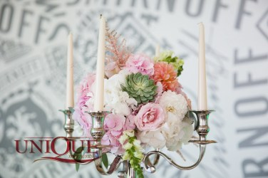 Beautiful flowers for wedding magic succulents by Unique Moments