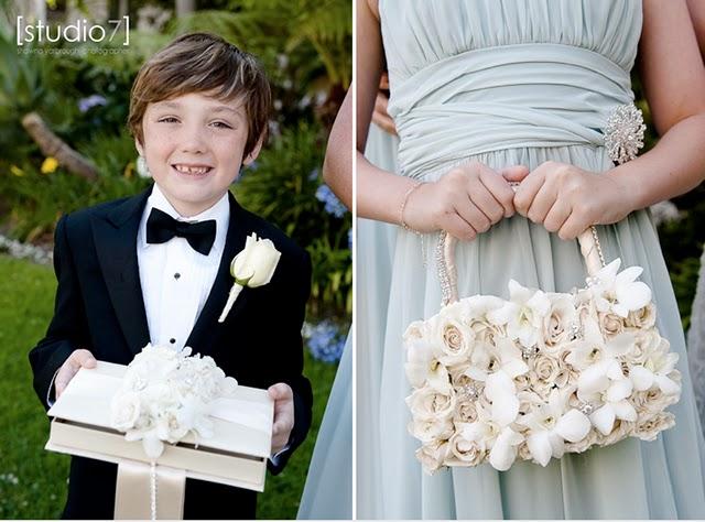 Nunta Cu Stil: Flori Pentru Domnisoarele De Onoare