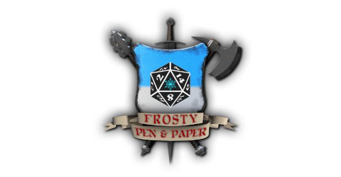 Frosty Pen&Paper Online