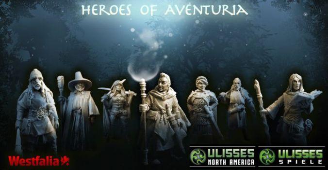 Heroes of Aventuria