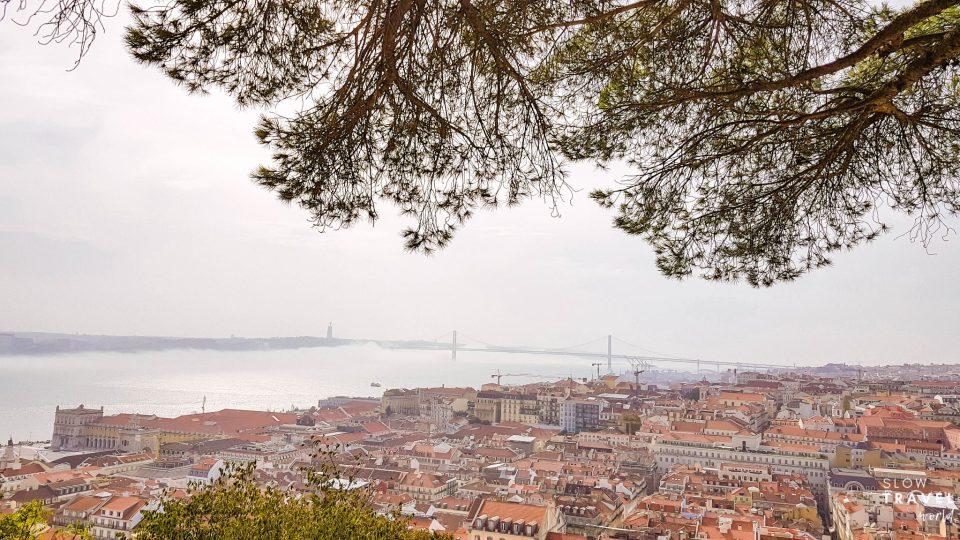 Vista de Lisboa   Roteiro de Viagem para Portugal