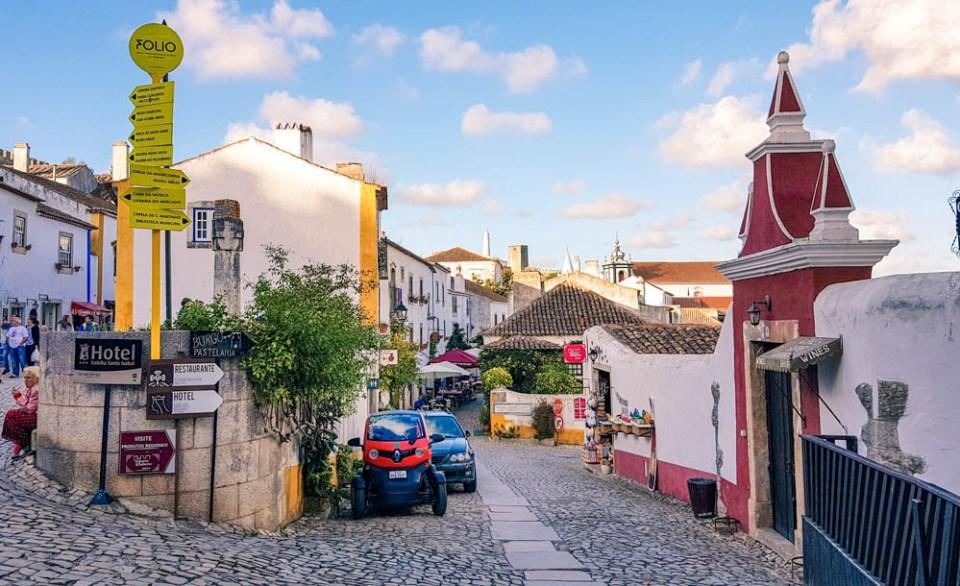 Roteiro Portugal: Óbidos
