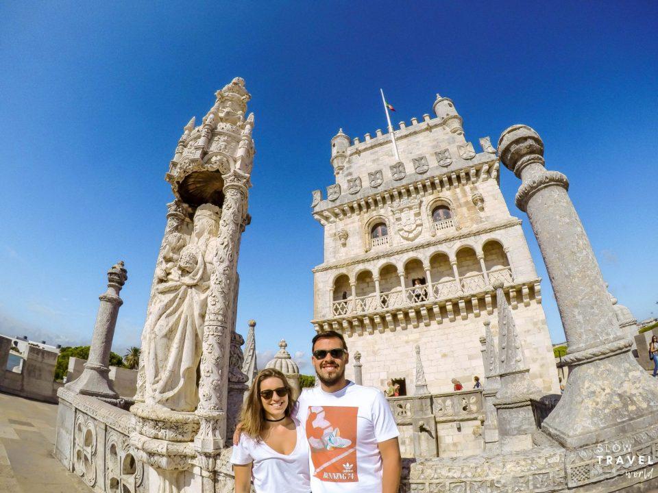 Torre de Belem em Lisboa   Roteiro Portugal