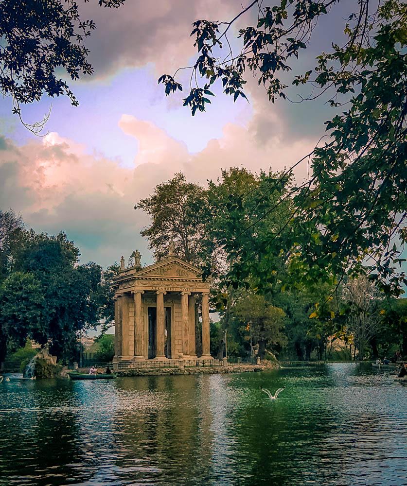 Parque Vila Borghese | O que fazer em Roma