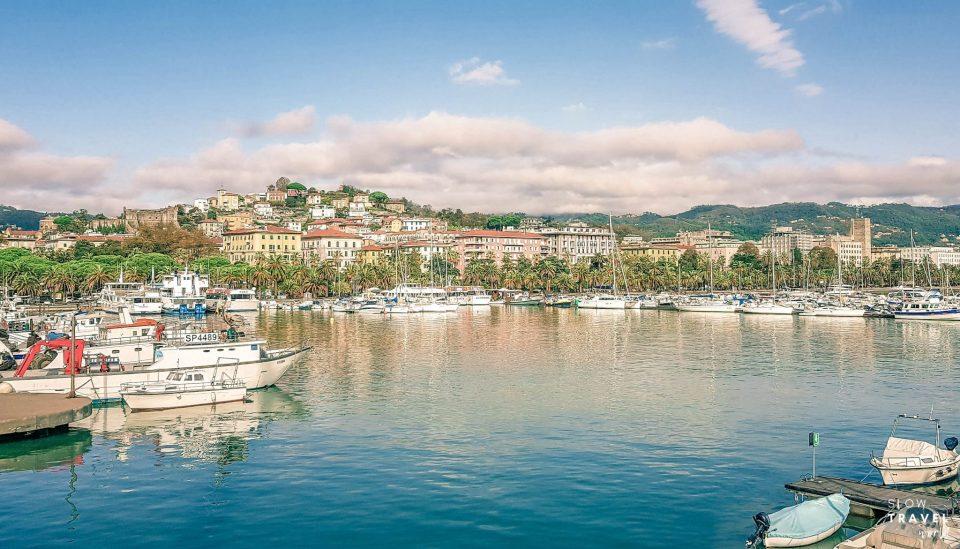 Vista do Porto de La Spezia | O que Fazer em Cinque Terre