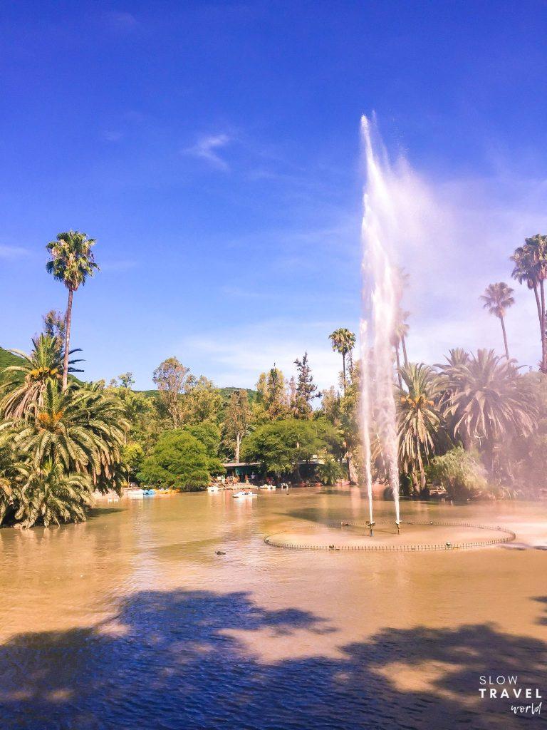 Lago da Plaza San Martín | O que fazer em Salta Argentina