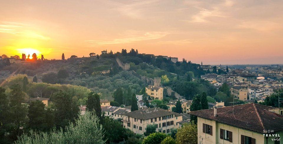 Florença | Piazzale Michelangelo
