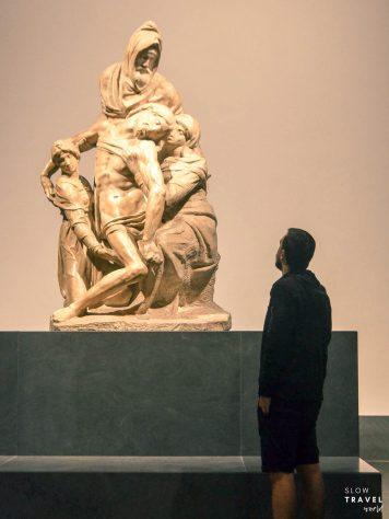 Pieta de Michelangelo | Florença