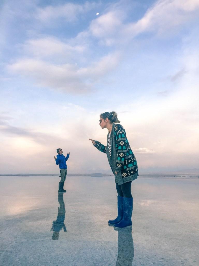 Salar de Uyuni | Léo e Bruna