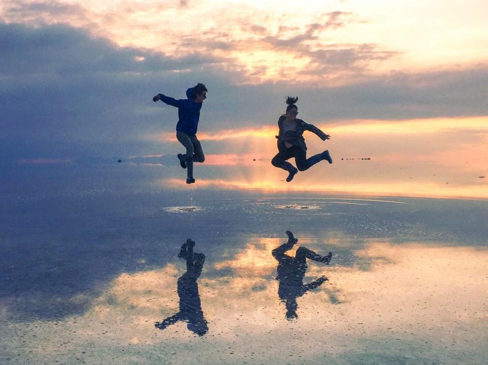 Salar de Uyuni | Pôr do Sol