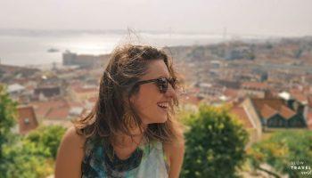 Lisboa | Vista do Castelo