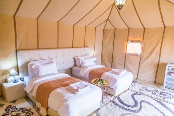Saharian Luxury Camp | Glamping