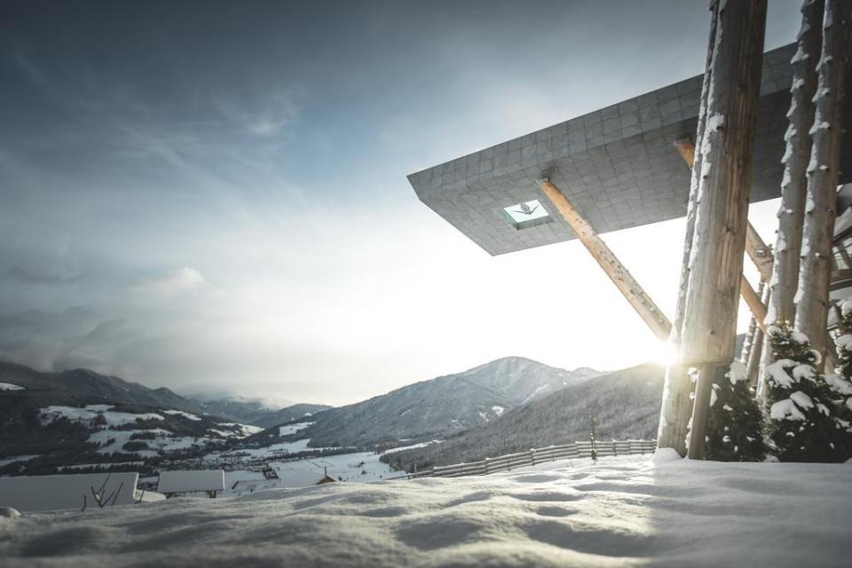 Onde ficar nas Dolomitas  | Hubertus