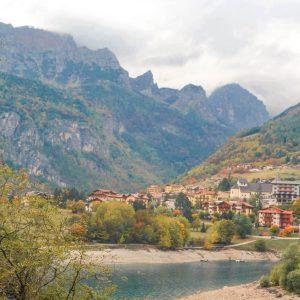 Como chegar nas Dolomitas