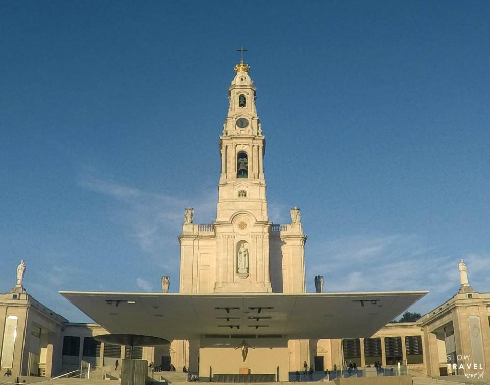 Roteiro em Fátima | Basílica da Nossa Senhora de Fátima