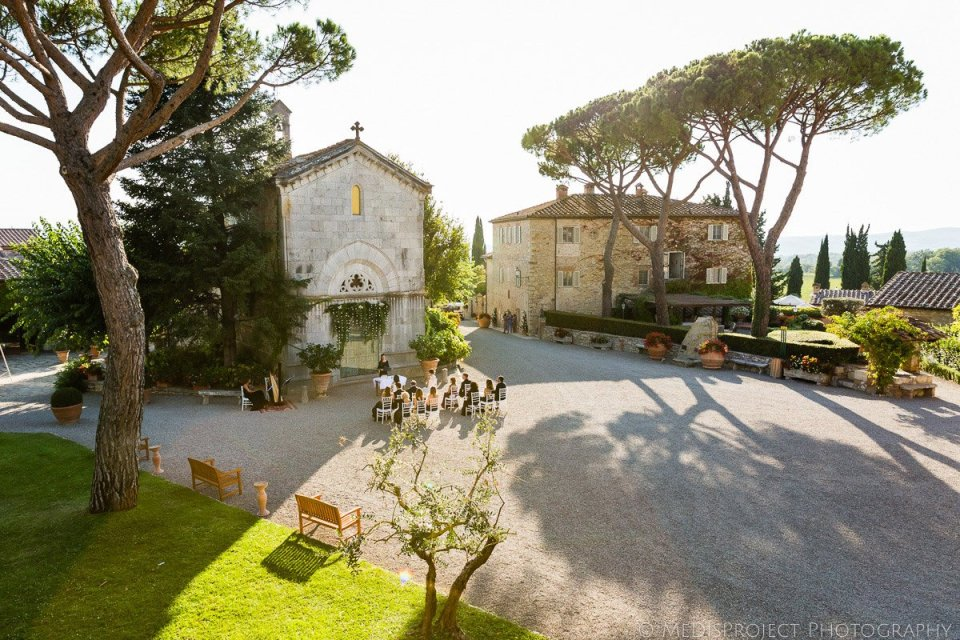 Elopement Wedding | Borgo San Felice