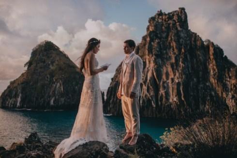 Elopemente Wedding Fernando de Noronha