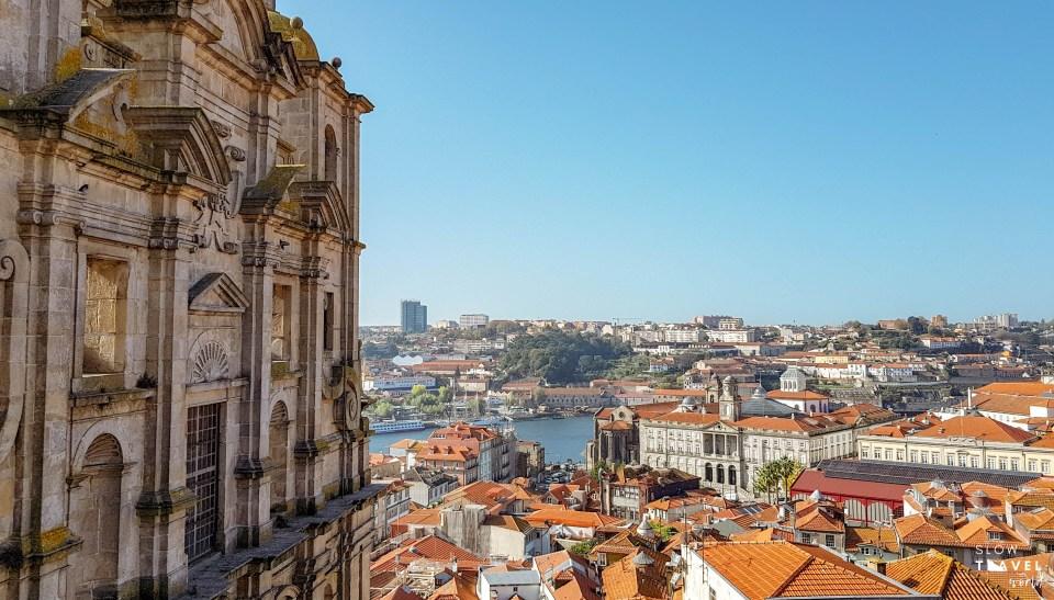 Vista da Catedral da Sé // O que fazer no Porto