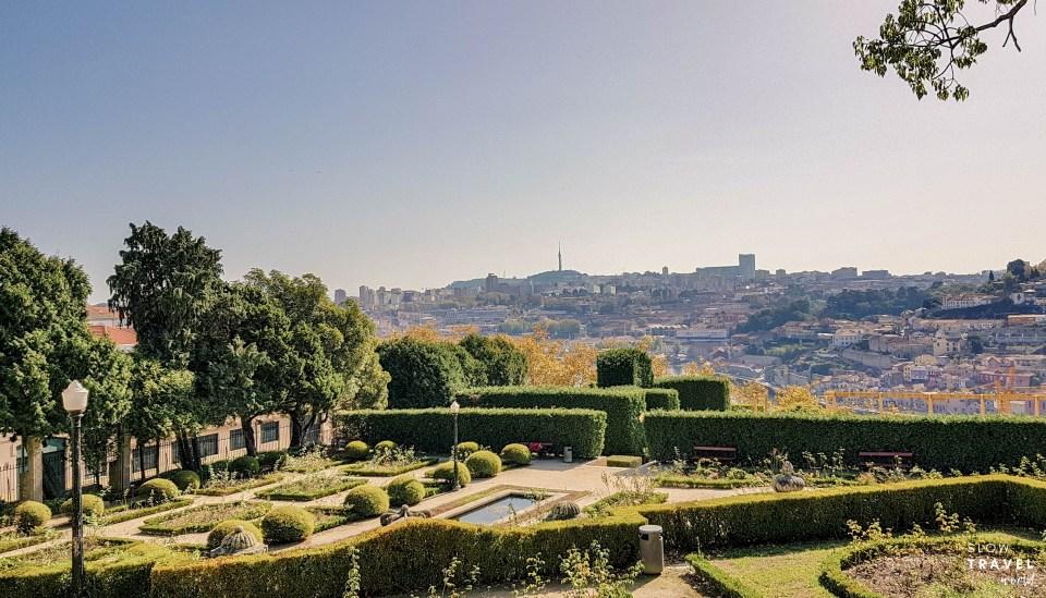 Jardins do Palácio de Cristal // O que fazer no Porto