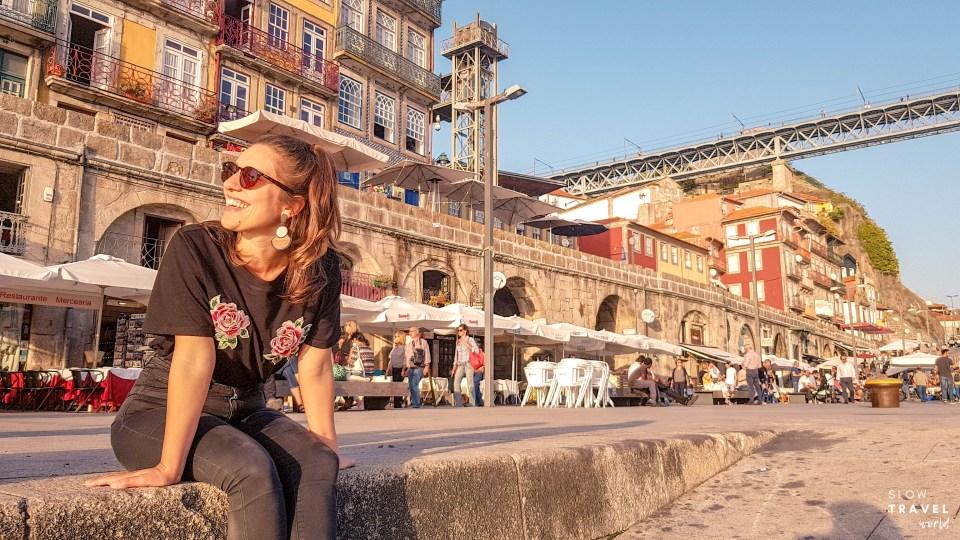 Cais da Ribeira // O que fazer no Porto