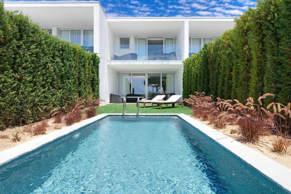 Onde ficar no Algarve // São Rafael Villas