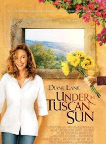 Sob o sol da Toscana // Filmes para viajar sem sair de casa