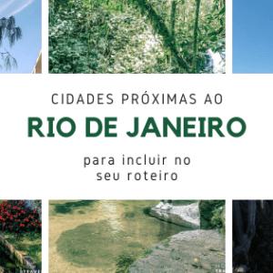 Cidades próximas ao Rio de Janeiro