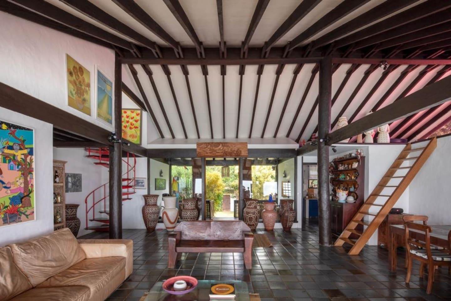 Airbnb em Búzios / Praia do Canto, Rua das Pedras
