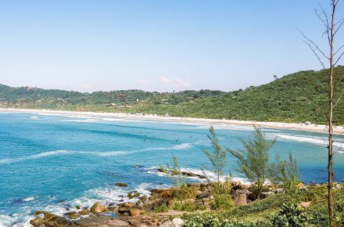 O que fazer na Praia do Rosa, em Santa Catarina