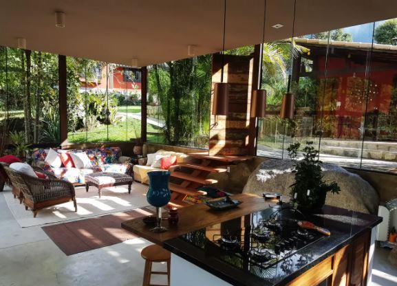 Casas incríveis para alugar no Airbnb / Penedo-RJ