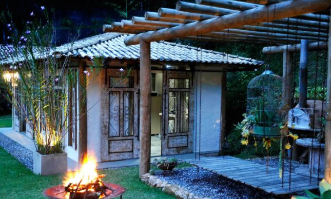Casas incríveis para alugar no Airbnb / Chalé em Petrópolis