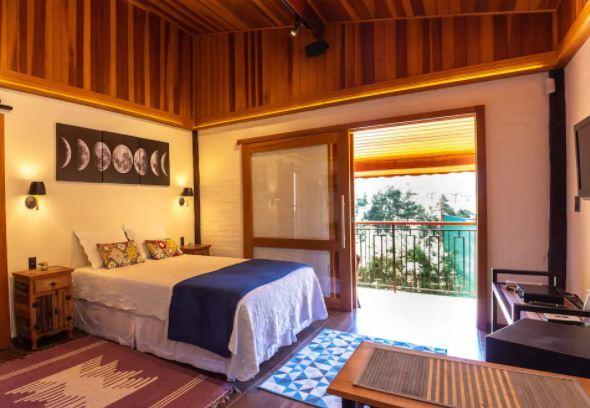 Airbnb em Visconde de Mauá / Chalé Lua Nova