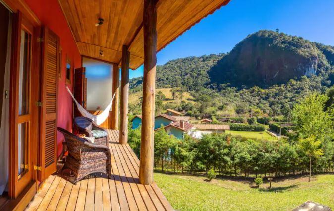 Airbnb em Visconde de Mauá / Casa Gávea