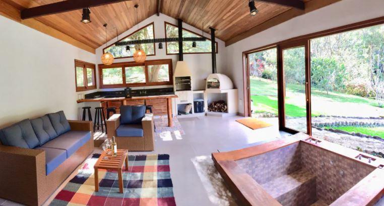 Airbnb em Visconde de Mauá / Reserva Alto Mauá