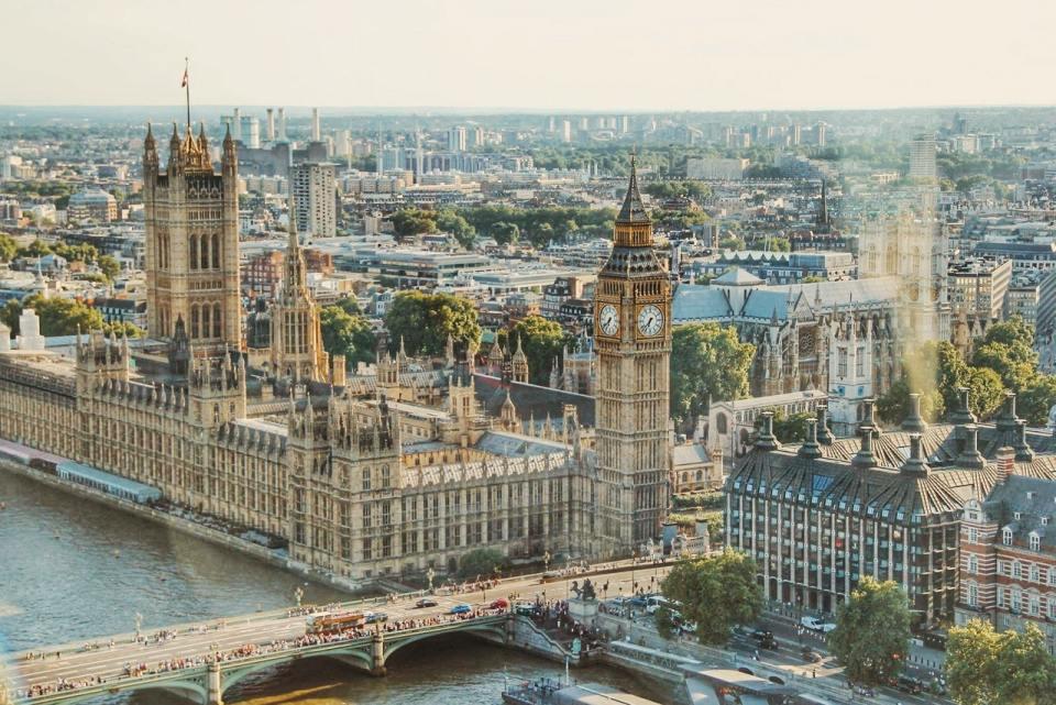 Melhores destinos veganos / Londres