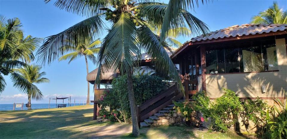 Hotéis Sustentáveis no Brasil / Lagoa do Cassange