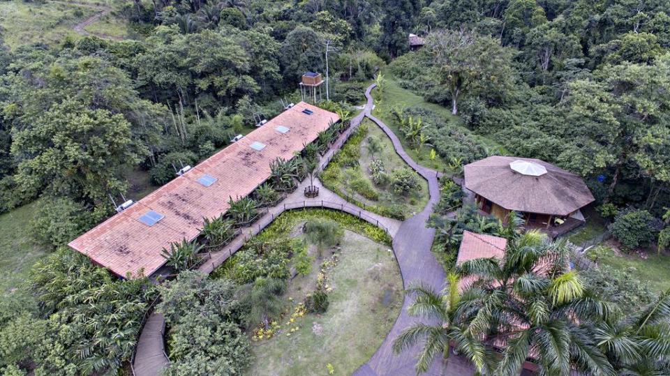 Hotéis Sustentáveis no Brasil / Banana Bamboo