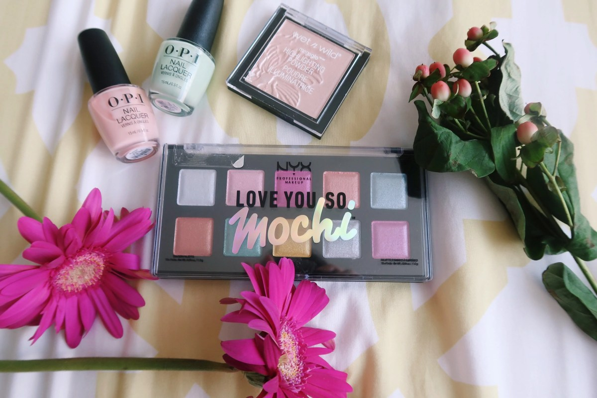 May Favorites 2018 | Nail Polish, NYX Palette, and Wet n Wild Highlighter