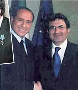 Berlusconi e Fallico