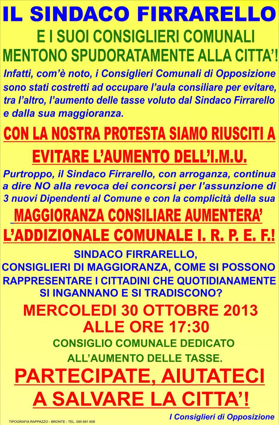 manifesto del 28-10-2013