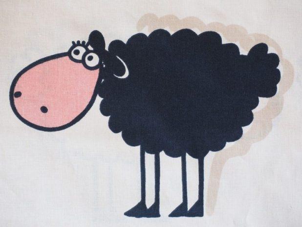 Truyện cho bé số 2. Con cừu đen kêu be be