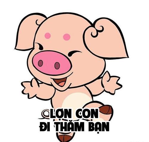 Truyện cho bé 2 tuổi số 1: Lợn con đi thăm bạn