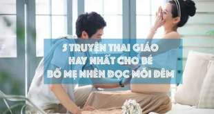 Truyện Thai Giáo Cho Bé