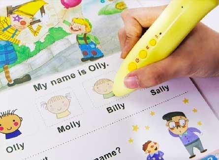 5 Sách tiếng Anh cho bé 3 tuổi Magical English