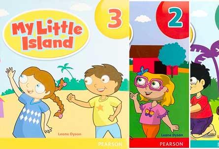 7. Sách My Little Island