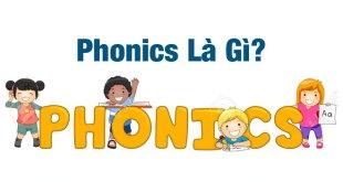 Phonics Là Gì?