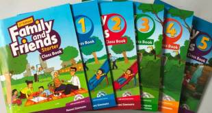 Sách Family and Friends Từ 1 Đến 6 Tổng Hợp Link Sách và Audio