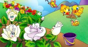 truyện sự tích mùa xuân