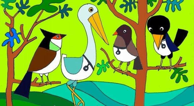 Truyện Bác Sĩ Chim